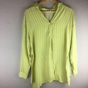 Lush Lime Green Tunic